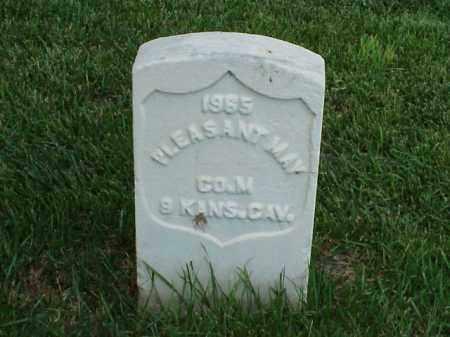 MAY (VETERAN UNION), PLEASANT - Pulaski County, Arkansas | PLEASANT MAY (VETERAN UNION) - Arkansas Gravestone Photos
