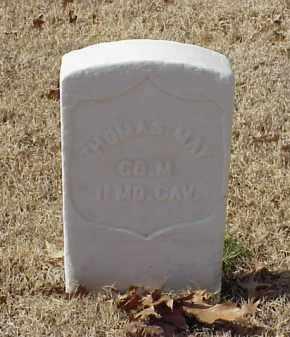 MAY (VETERAN UNION), THOMAS - Pulaski County, Arkansas | THOMAS MAY (VETERAN UNION) - Arkansas Gravestone Photos