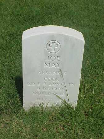 MAY (VETERAN WWI), JOE - Pulaski County, Arkansas | JOE MAY (VETERAN WWI) - Arkansas Gravestone Photos
