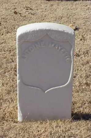 MAYETTE (VETERAN UNION), ANTOINE - Pulaski County, Arkansas   ANTOINE MAYETTE (VETERAN UNION) - Arkansas Gravestone Photos