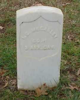 MCCARLEY (VETERAN UNION), ISAAC C - Pulaski County, Arkansas   ISAAC C MCCARLEY (VETERAN UNION) - Arkansas Gravestone Photos