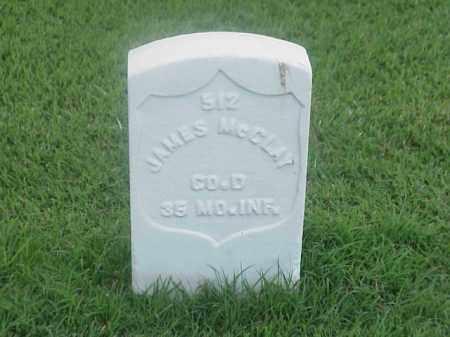 MCCLAY (VETERAN UNION), JAMES - Pulaski County, Arkansas | JAMES MCCLAY (VETERAN UNION) - Arkansas Gravestone Photos
