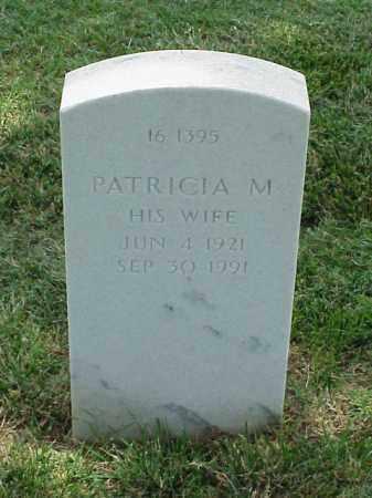 MCCLURE, PATRICIA M - Pulaski County, Arkansas | PATRICIA M MCCLURE - Arkansas Gravestone Photos