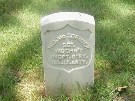MCCORMICK (VETERAN UNION), JOHN - Pulaski County, Arkansas   JOHN MCCORMICK (VETERAN UNION) - Arkansas Gravestone Photos