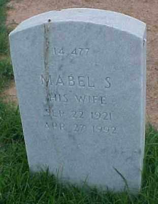MCCOY, MABEL S - Pulaski County, Arkansas | MABEL S MCCOY - Arkansas Gravestone Photos