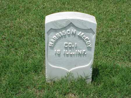 MCCOY (VETERAN UNION), HARRISON - Pulaski County, Arkansas | HARRISON MCCOY (VETERAN UNION) - Arkansas Gravestone Photos