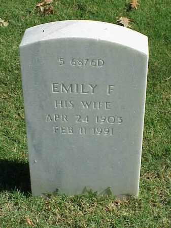 MCCRAY, EMILY F - Pulaski County, Arkansas | EMILY F MCCRAY - Arkansas Gravestone Photos