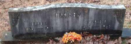 MCCRAY, RENA L. - Pulaski County, Arkansas | RENA L. MCCRAY - Arkansas Gravestone Photos