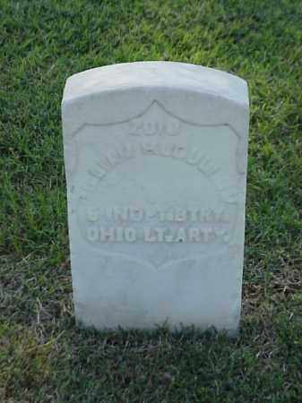 MCCULHAM (VETERAN UNION), WILLIAM - Pulaski County, Arkansas   WILLIAM MCCULHAM (VETERAN UNION) - Arkansas Gravestone Photos