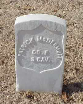 MCDERMOTT (VETERAN UNION), PATRICK - Pulaski County, Arkansas   PATRICK MCDERMOTT (VETERAN UNION) - Arkansas Gravestone Photos