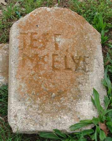 MCELYEA, JEFF - Pulaski County, Arkansas | JEFF MCELYEA - Arkansas Gravestone Photos