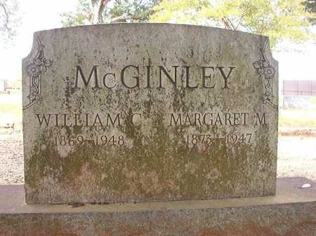 MCGINLEY, WILLIAM C - Pulaski County, Arkansas | WILLIAM C MCGINLEY - Arkansas Gravestone Photos
