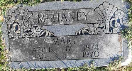 MCHANEY, MARY - Pulaski County, Arkansas   MARY MCHANEY - Arkansas Gravestone Photos