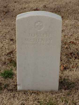 MCHENRY (VETERAN UNION), JOSEPH - Pulaski County, Arkansas | JOSEPH MCHENRY (VETERAN UNION) - Arkansas Gravestone Photos