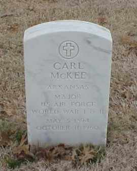 MCKEE  (VETERAN 2 WARS), CARL - Pulaski County, Arkansas | CARL MCKEE  (VETERAN 2 WARS) - Arkansas Gravestone Photos