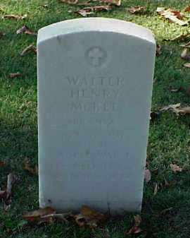 MCKEE (VETERAN WWI), WALTER HENRY - Pulaski County, Arkansas   WALTER HENRY MCKEE (VETERAN WWI) - Arkansas Gravestone Photos