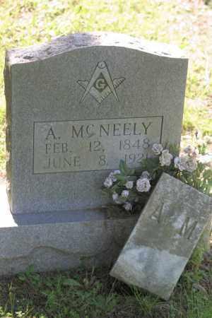 MCNEELY, ALEXANDER - Pulaski County, Arkansas | ALEXANDER MCNEELY - Arkansas Gravestone Photos