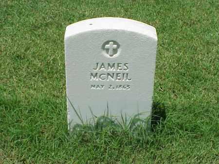 MCNEIL, JAMES - Pulaski County, Arkansas | JAMES MCNEIL - Arkansas Gravestone Photos