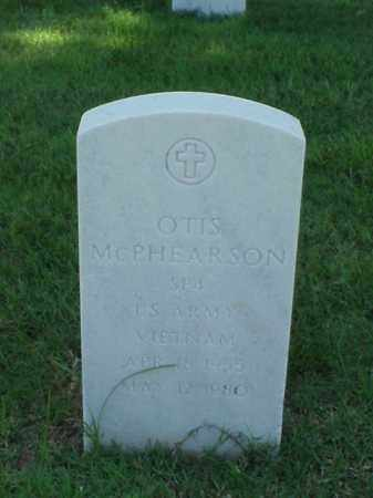 MCPHEARSON (VETERAN VIET), OTIS - Pulaski County, Arkansas | OTIS MCPHEARSON (VETERAN VIET) - Arkansas Gravestone Photos