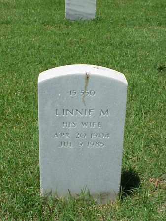 MEARS, LINNIE M - Pulaski County, Arkansas   LINNIE M MEARS - Arkansas Gravestone Photos