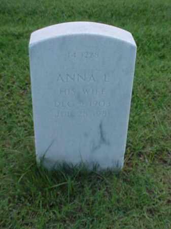 MELTON, ANNA L - Pulaski County, Arkansas | ANNA L MELTON - Arkansas Gravestone Photos