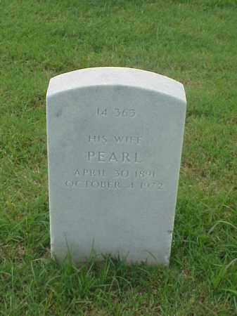 MENEFIELD, PEARL - Pulaski County, Arkansas   PEARL MENEFIELD - Arkansas Gravestone Photos