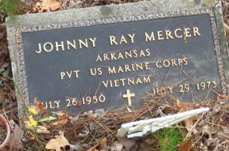 MERCER (VETERAN VIET), JOHNNY RAY - Pulaski County, Arkansas   JOHNNY RAY MERCER (VETERAN VIET) - Arkansas Gravestone Photos