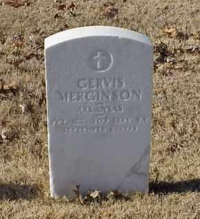 MERGINSON (VETERAN WWI), GERVIS - Pulaski County, Arkansas | GERVIS MERGINSON (VETERAN WWI) - Arkansas Gravestone Photos