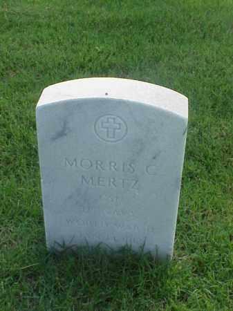MERTZ (VETERAN WWII), MORRIS CARL - Pulaski County, Arkansas | MORRIS CARL MERTZ (VETERAN WWII) - Arkansas Gravestone Photos