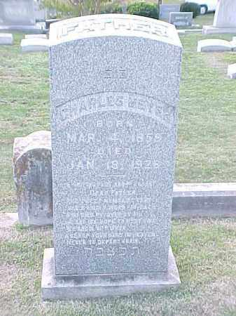 MEYER, CHARLES - Pulaski County, Arkansas | CHARLES MEYER - Arkansas Gravestone Photos