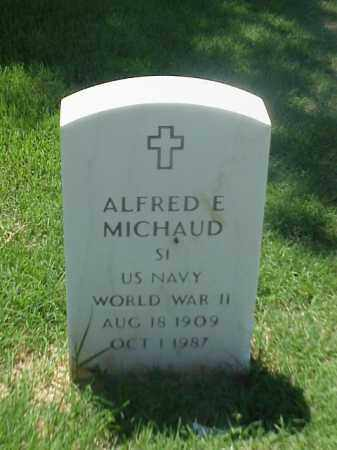 MICHAUD (VETERAN WWII), ALFRED E - Pulaski County, Arkansas | ALFRED E MICHAUD (VETERAN WWII) - Arkansas Gravestone Photos