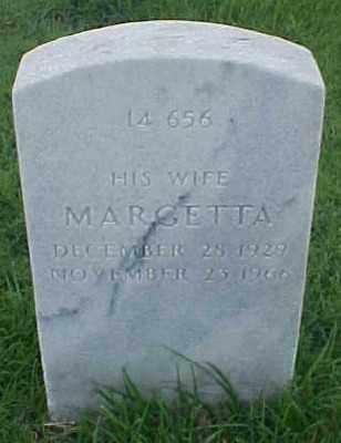 MICKLES, MARGETTA - Pulaski County, Arkansas | MARGETTA MICKLES - Arkansas Gravestone Photos