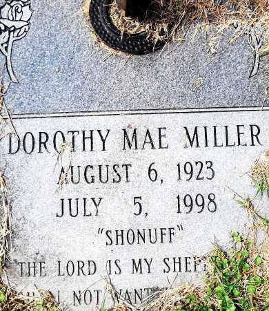 MILLER, DOROTHY MAE - Pulaski County, Arkansas | DOROTHY MAE MILLER - Arkansas Gravestone Photos