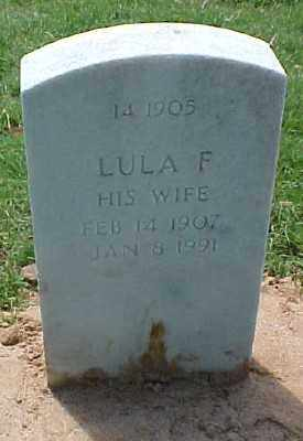 MILLER, LULA F. - Pulaski County, Arkansas   LULA F. MILLER - Arkansas Gravestone Photos