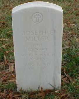 MILLER (VETERAN 2 WARS), JOSEPH E - Pulaski County, Arkansas   JOSEPH E MILLER (VETERAN 2 WARS) - Arkansas Gravestone Photos