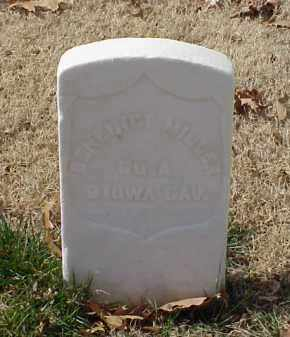 MILLER (VETERAN UNION), BENEDICT - Pulaski County, Arkansas | BENEDICT MILLER (VETERAN UNION) - Arkansas Gravestone Photos