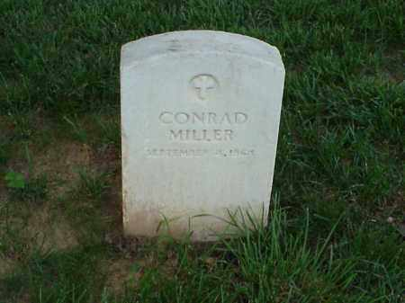 MILLER (VETERAN UNION), CONRAD - Pulaski County, Arkansas | CONRAD MILLER (VETERAN UNION) - Arkansas Gravestone Photos