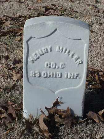 MILLER (VETERAN UNION), HENRY - Pulaski County, Arkansas | HENRY MILLER (VETERAN UNION) - Arkansas Gravestone Photos