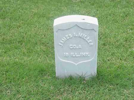 MILLER (VETERAN UNION), JAMES I - Pulaski County, Arkansas | JAMES I MILLER (VETERAN UNION) - Arkansas Gravestone Photos