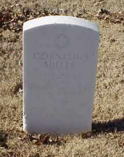 MILLER (VETERAN WWI), CORNELIUS - Pulaski County, Arkansas   CORNELIUS MILLER (VETERAN WWI) - Arkansas Gravestone Photos
