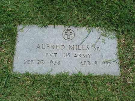 MILLS, SR (VETERAN), ALFRED - Pulaski County, Arkansas | ALFRED MILLS, SR (VETERAN) - Arkansas Gravestone Photos