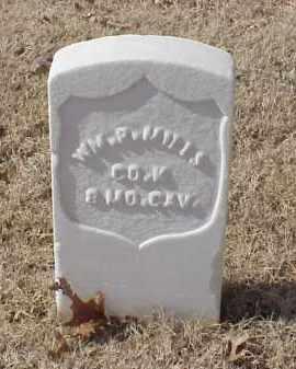MILLS (VETERAN UNION), WILLIAM R - Pulaski County, Arkansas | WILLIAM R MILLS (VETERAN UNION) - Arkansas Gravestone Photos