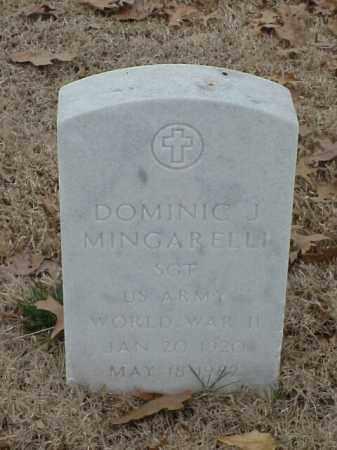 MINGARELLI (VETERAN WWII), DOMINIC J - Pulaski County, Arkansas | DOMINIC J MINGARELLI (VETERAN WWII) - Arkansas Gravestone Photos