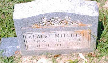 MITCHELL, ALBERT - Pulaski County, Arkansas | ALBERT MITCHELL - Arkansas Gravestone Photos