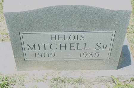 MITCHELL, HELOIS, SR - Pulaski County, Arkansas | HELOIS, SR MITCHELL - Arkansas Gravestone Photos