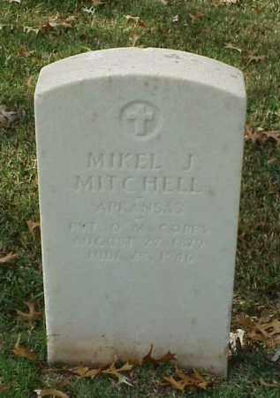 MITCHELL (VETERAN WWI), MIKEL J - Pulaski County, Arkansas | MIKEL J MITCHELL (VETERAN WWI) - Arkansas Gravestone Photos