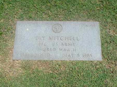 MITCHELL (VETERAN WWII), ELY - Pulaski County, Arkansas | ELY MITCHELL (VETERAN WWII) - Arkansas Gravestone Photos