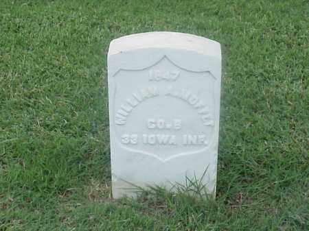 MOFFETT (VETERAN UNION), WILLIAM - Pulaski County, Arkansas | WILLIAM MOFFETT (VETERAN UNION) - Arkansas Gravestone Photos