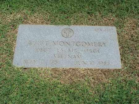 MONTGOMERY (VETERAN VIET), ALICE - Pulaski County, Arkansas   ALICE MONTGOMERY (VETERAN VIET) - Arkansas Gravestone Photos