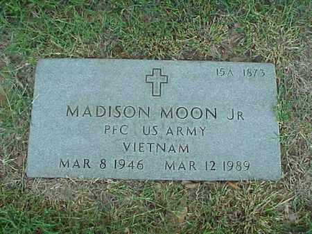 MOON, JR (VETERAN VIET), MADISON - Pulaski County, Arkansas | MADISON MOON, JR (VETERAN VIET) - Arkansas Gravestone Photos